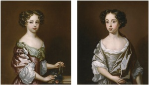 Gulston Sisters by Charles Beal