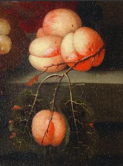 Peaches (Bourjinon 1 detail)